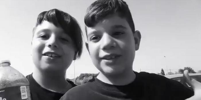 Uniti nella vita e nella morte i 2 cuginetti Alessio e Simone